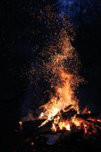 Feuerfunken
